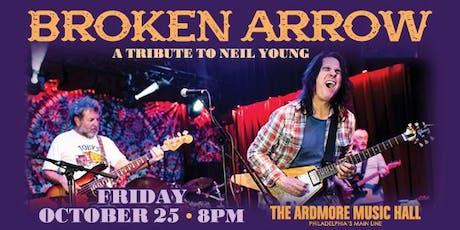 Broken Arrow (Neil Young tribute) tickets