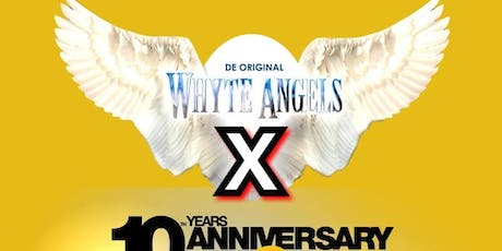 WHYTE ANGELS ❌ 2020 J'OUVERT EXPERIENCE tickets