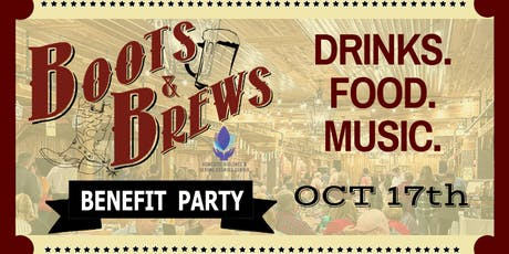 Boots & Brews tickets
