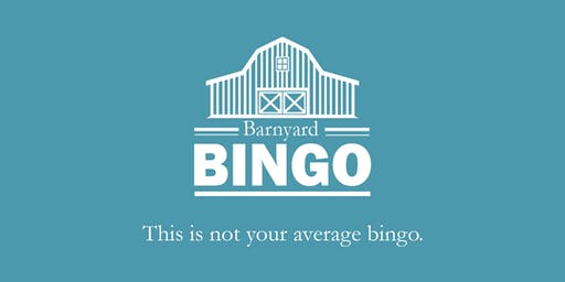 Barnyard Bingo