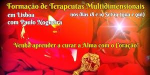CURSO DE TERAPIA MULTIDIMENSIONAL em LISBOA em...