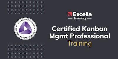 Certified Kanban Management Professional (KMP II) Training in Arlington, VA
