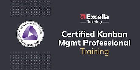 Certified Kanban Management Professional (KMP II) Training in Arlington, VA tickets
