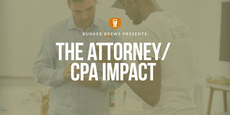 Bunker Brews Columbus: The Attorney/CPA Impact tickets