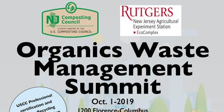 Organic Waste Management Summit tickets