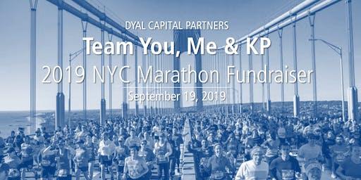 2019 NYC Marathon - Dyal Capital Partners Team Fundraiser