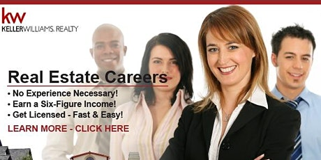 Keller Williams Realty, Preferred Office: Real Estate Career Orientation tickets