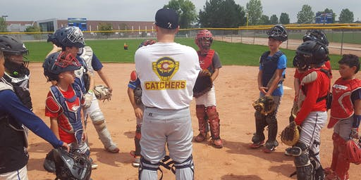 Catching Fundamentals Clinic (Baseball & Softball)