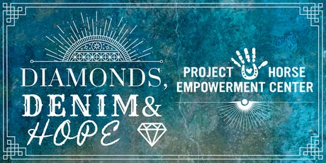DIAMONDS, DENIM & HOPE Fundraiser - 2019 tickets