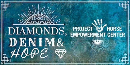 DIAMONDS, DENIM & HOPE Fundraiser - 2019
