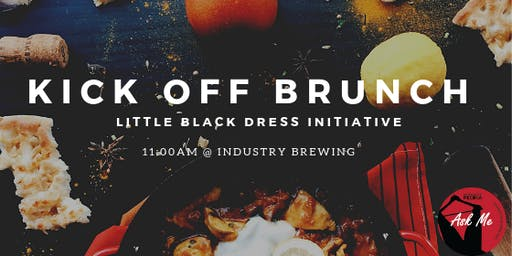 Little Black Dress Initiative: Brunch for a cause
