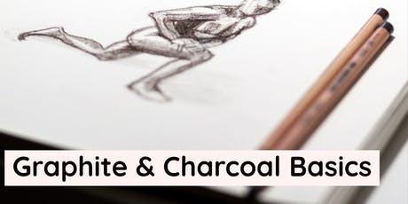 Graphite & Charcoal Basics tickets