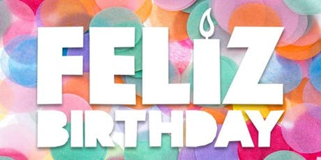 Feliz Birthday with The Box Street Social & Balloons Boutique San Antonio tickets