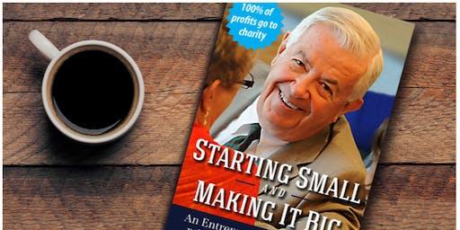 Bill Cummings - Conversation & Book Signing