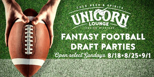 Fantasy Football Draft Party