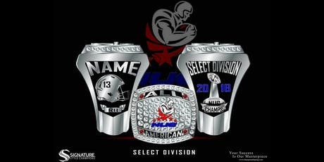 NUC All American Game Championship Ring 2019  tickets