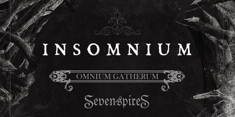 Insomnium with Omnium Gatherum, Seven Spires, GROSS MISCONDUCT, Liberatia tickets