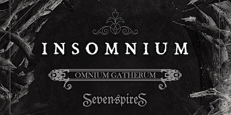 Insomnium with Omnium Gatherum, Seven Spires, GROSS MISCONDUCT, Liberatia tickets
