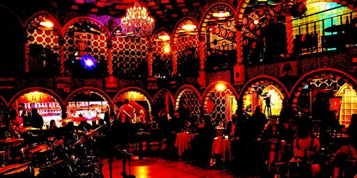 NEW YEAR'S EVE 2020 TUESDAY DEC 31/19 LATIN NIGHT DANCE PARTY