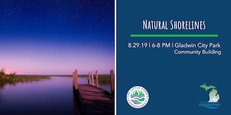 Natural Shorelines Workshop tickets