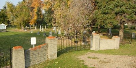 2019 Cemetery Walk + Talk tickets
