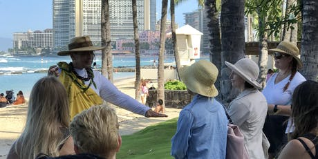 Waikiki Historic Trail (Part 1 of 2) tickets