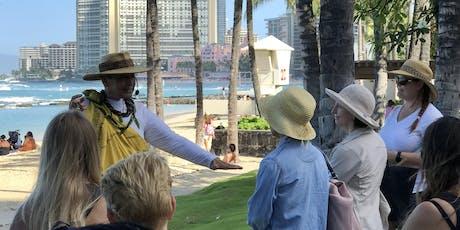 Waikiki Historic Trail (Part 1 of 2) tickets