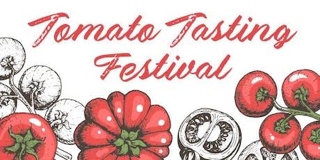 Tomato Tasting Festival 2019 tickets