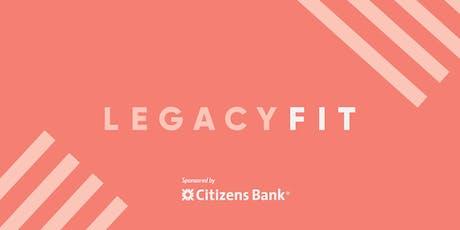 Legacy Fit - Kick it by Eliza tickets