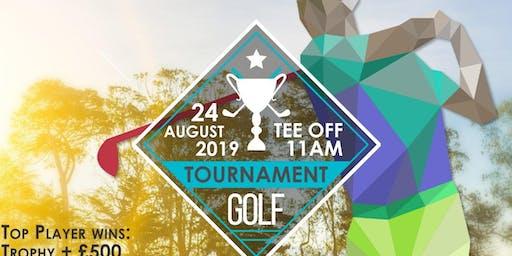 Newcastle Zim Golf Tournament 2019