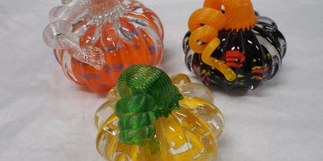 Oktoberfest Hot Glass Experience - Pumpkin tickets