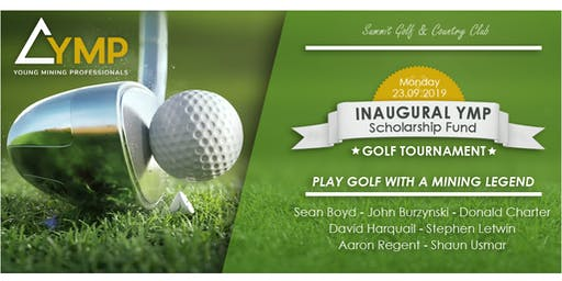 Inaugural YMP Scholarship Golf Tournament