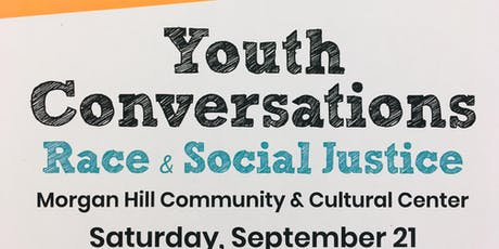 Youth Conversations on Race and Social Justice 2019 tickets