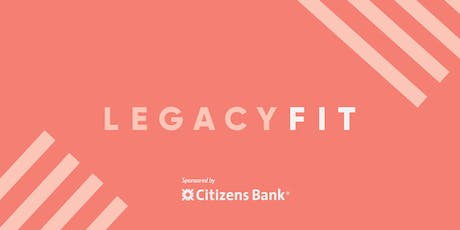 Legacy Fit - Kick it by Eliza tickets