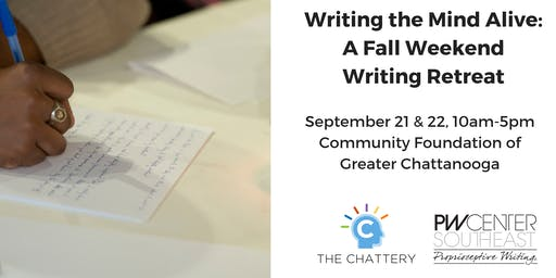 Writing the Mind Alive: A Fall Weekend Writing Retreat