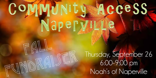 Community Access Naperville Fall Fundraiser