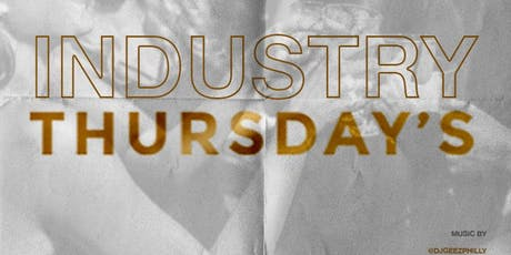 """Industry Thursday's"" After Work Social  tickets"