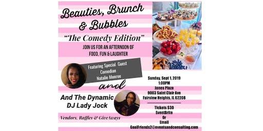 Beauties, Brunch, & Bubbles