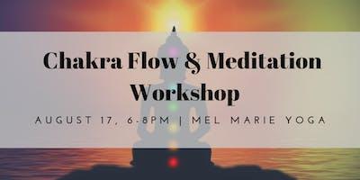 Chakra Flow and Meditation Workshop
