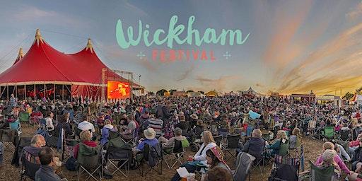 Wickham Festival 2020