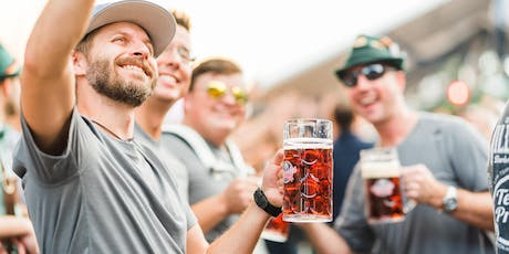 12th Annual McKinney Oktoberfest Tickets and Packages tickets