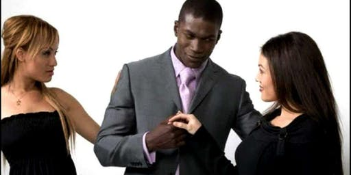 "Afrodesiac Speed Dating for all women that want to date ""Black Men"""
