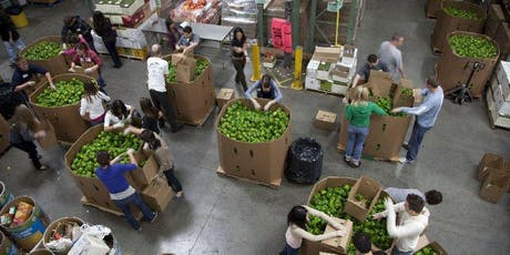 Second Harvest Food Bank - Work in the Warehouse tickets