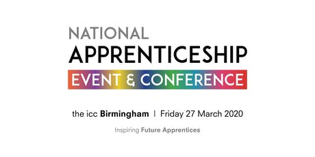 The National Apprenticeship Event and Conference tickets