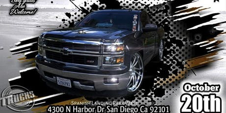 Shake Down San Diego beach Truck Show tickets