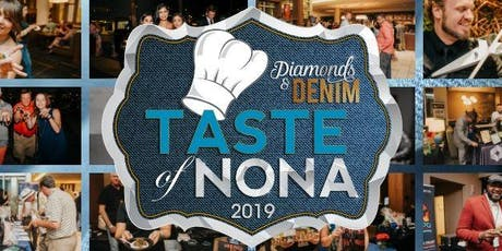 "Taste of Nona 2019-""Diamonds & Denim"" tickets"