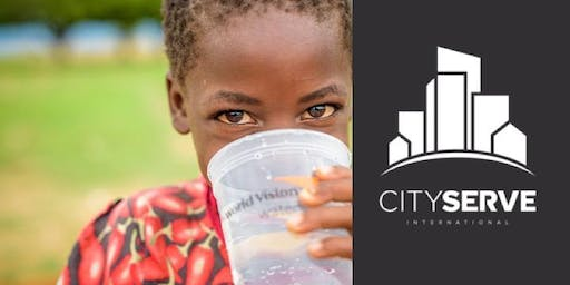 CityServe and World Vision Dinner and Learn