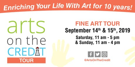 Arts on the Credit: Fine Art Tour tickets