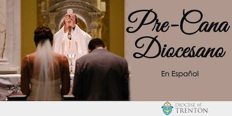 Pre-Cana Diocesano: Cristo Rey, Long Branch entradas