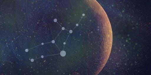 New Moon in Virgo: Yin Yoga, Tarot, and Tea.